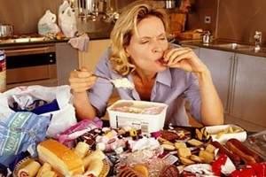 Cómo calmar la ansiedad de comer naturalmente para adelgazar