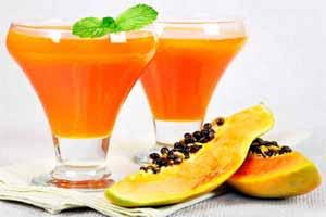 Dietas para adelgazar rápido: papaya