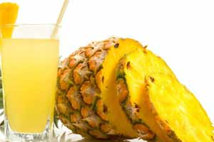 Dietas para adelgazar rápido: piña