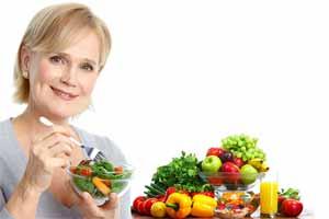 Dietas para adelgazar rápido según la edad